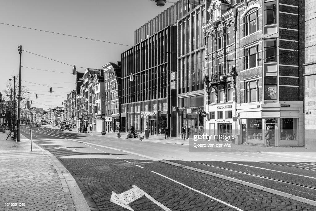 The Netherlands Extends Coronavirus Lockdown As Cases Spread : News Photo
