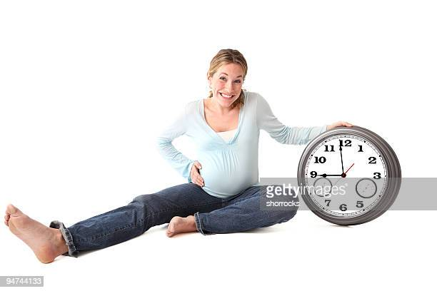 almost time! - black trousers stock photos and pictures