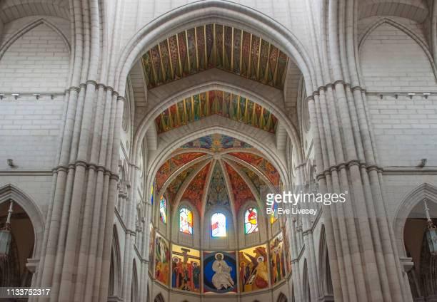 Almudena Cathedral Interior