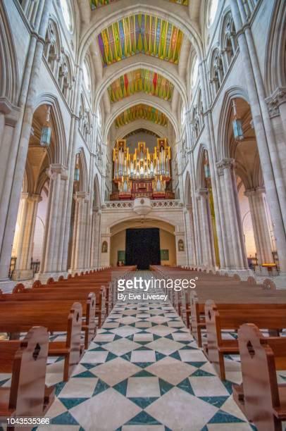 Almudena Cathedral Nave & Organ