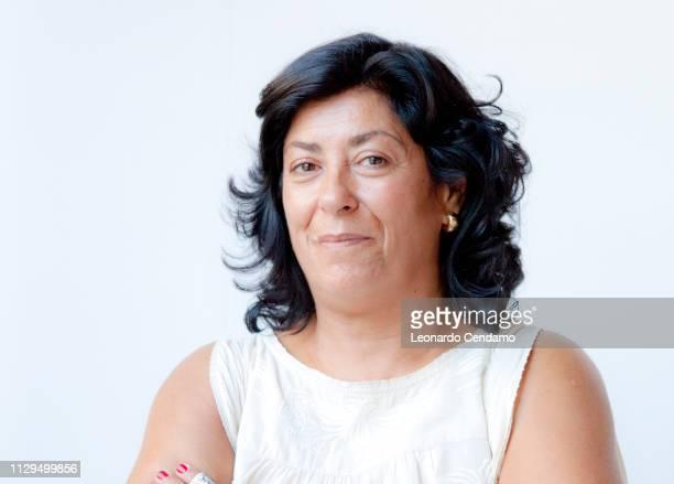 Almudena Grandes Spanish writer Milano Italy September 2013