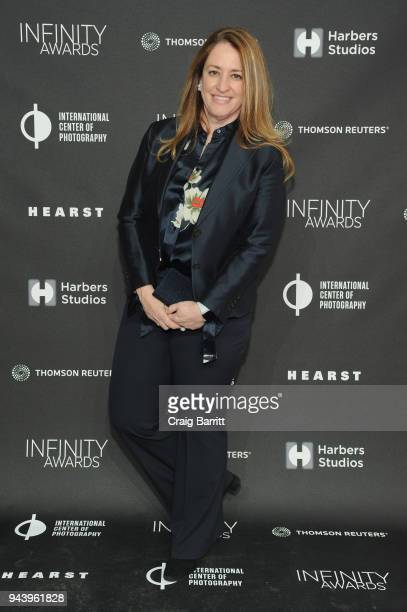 Almudena Legorreta attends the International Center Of Photography's 2018 Infinity Awards on April 9 2018 in New York City