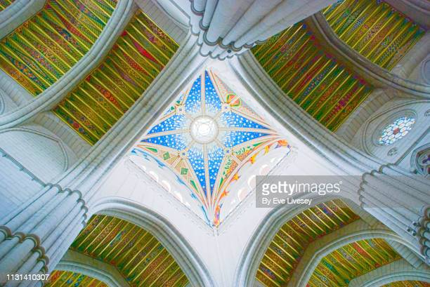 Almudena Royal Cathedral Ceiling