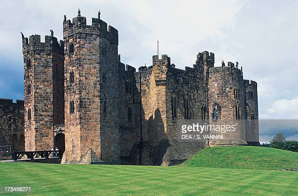 Alnwick Castle Northumberland United Kingdom
