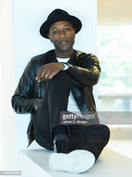 Aloe Blacc poses during a photo call at the Hyatt Regency hotel for Twilight at Taronga on October 26 2018 in Sydney Australia The 2019 Twilight at...