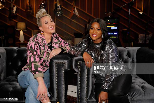 SONGLAND Aloe Blacc/Fast Furious Presents Hobbs Shaw Pictured TVTE Ester Dean