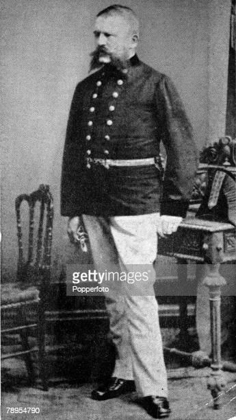 Alois Hitler father of German Nazi leader and German Chancellor Adolf Hitler