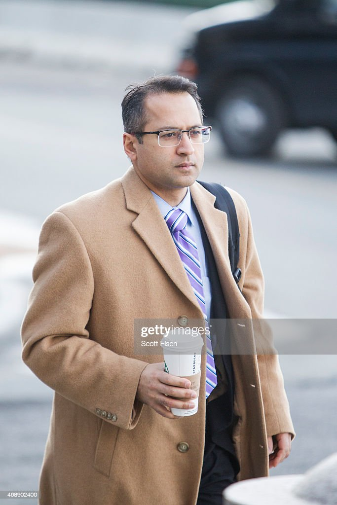 Aloke Chakravarty at Harvard Law School