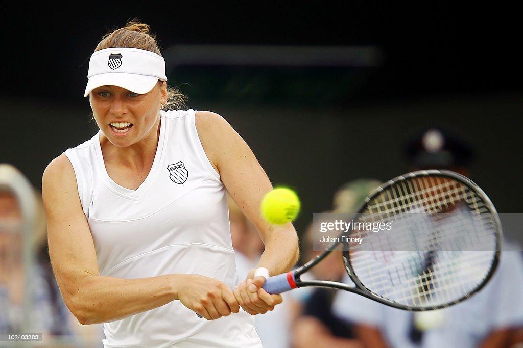 The Championships - Wimbledon 2010: Day Five