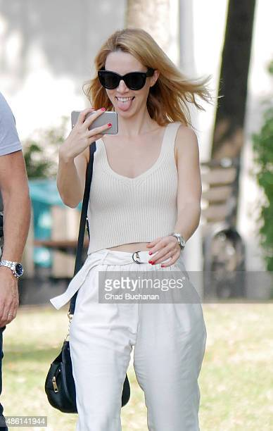 Alona Tal sighted on September 1 2015 in Berlin Germany