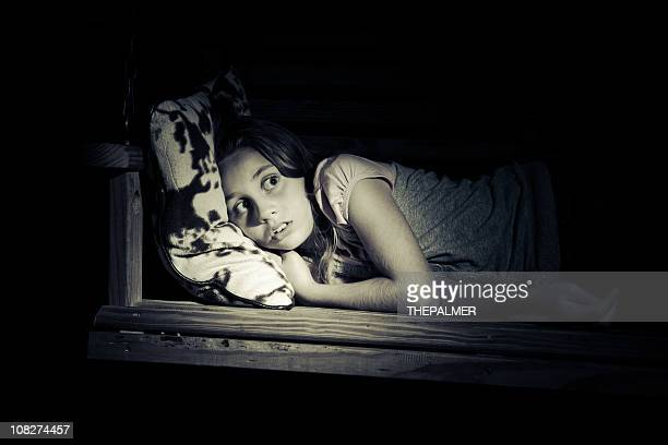 alone in the dark - horror movie stock photos and pictures