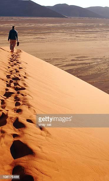 Seuls dans les dunes