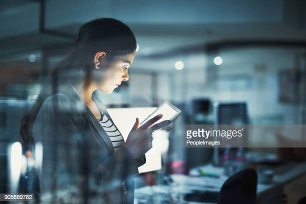 alone in the office getting work done - concentration stock pictures, royalty-free photos & images