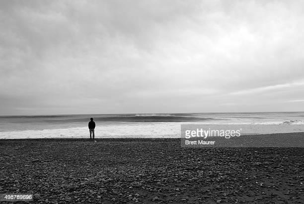 Alone on the West Coast, Greymouth New Zelanad