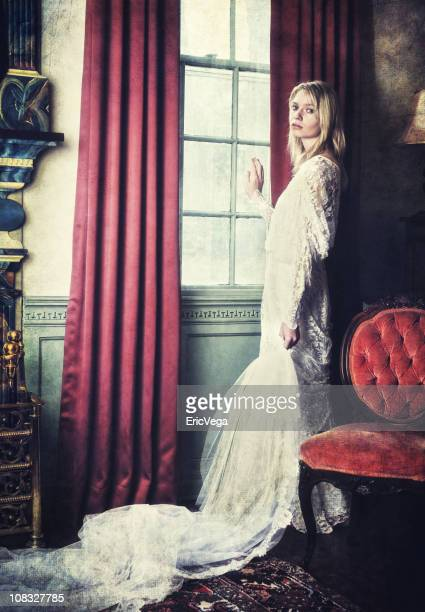 alone - antebellum stock photos and pictures