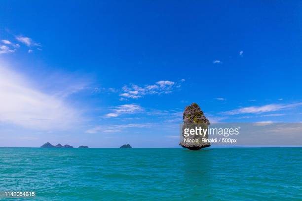 alone - thailandia stock photos and pictures