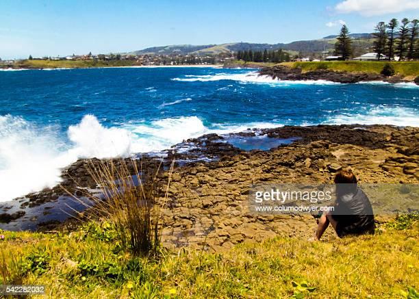 Along the Australian Coastline