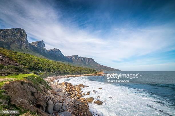 Along the Cape Peninsula Coast, South Africa