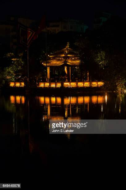 Along the northern shores of Hoan Kiem Lake is the site of Temple of the Jade Mountain or Ngoc Son Temple as it is known in Vietnamese The temple was...