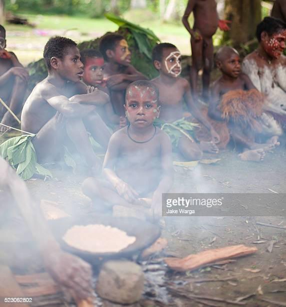 Along the Sepik River, Papua New Guinea