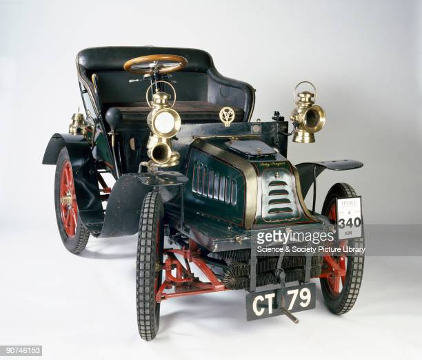 Along with other French motor car manufacturers Renault and De DionBouton Peugeot played an important part in the development of the smallest type of...