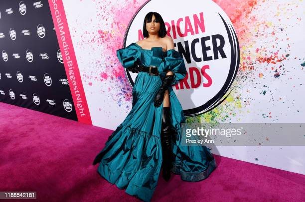 Alonzo Arnold attends the 2nd Annual American Influencer Awards at Dolby Theatre on November 18 2019 in Hollywood California