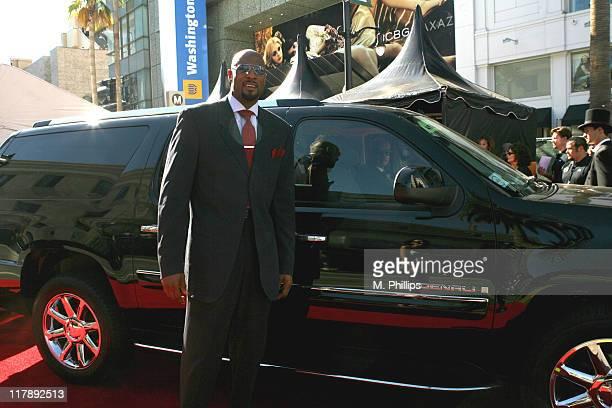 Alonzo Mourning during 2006 ESPY Awards GM ESPY Edition Denali Arrivals at Kodak in Los Angeles California United States