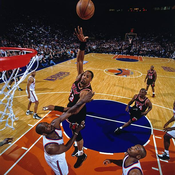 1997 Eastern Conference Semifinals, Game 4:  Miami Heat vs. New York Knicks
