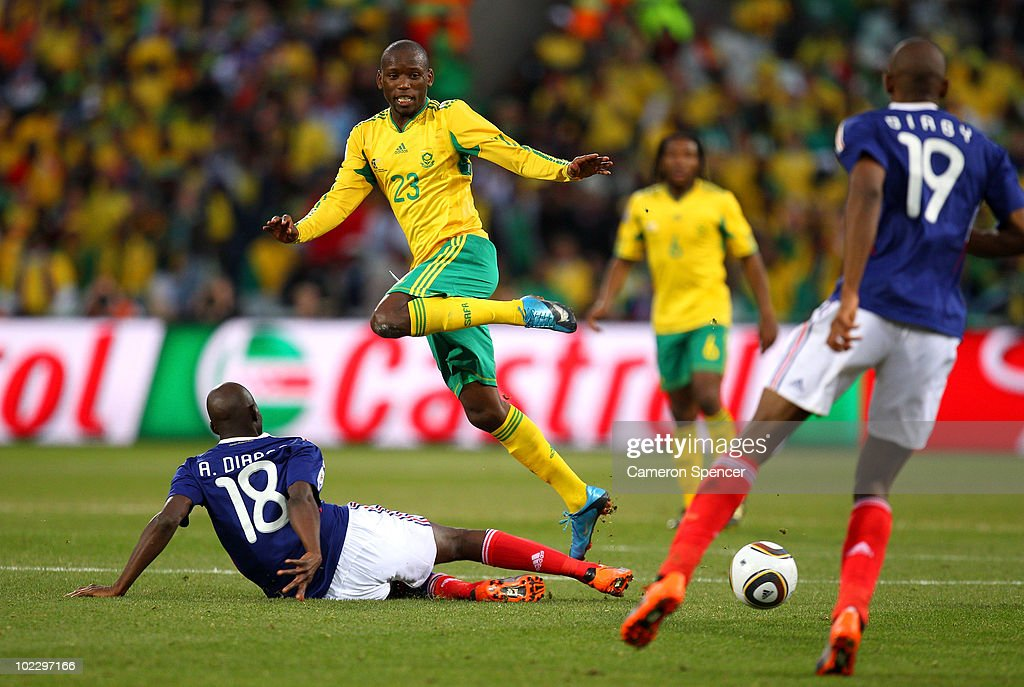France v South Africa: Group A - 2010 FIFA World Cup