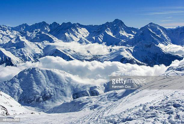 Alpe D'Huez Cloud Layers