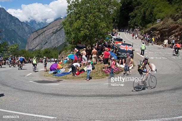 Alpe d'Huez Tour de France Stage