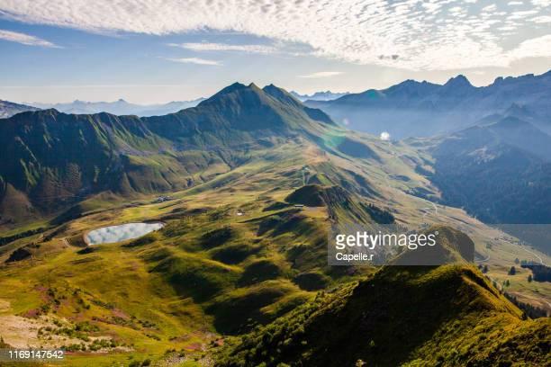 alpes françaises - haute-savoie - ルグランボルナン ストックフォトと画像