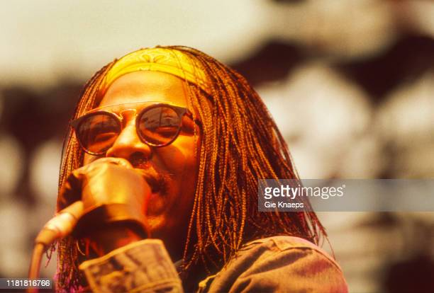 Alpha Blondy, Live Aid Puurs Festival, Puurs, Belgium, 2nd May 1992.