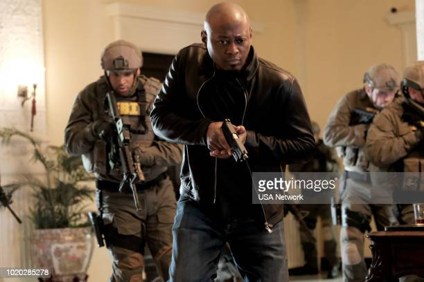 SHOOTER 'Alpha Dog' Episode 309 Pictured Omar Epps as Isaac Johnson