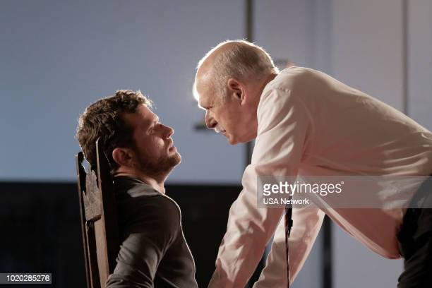 SHOOTER 'Alpha Dog' Episode 309 Pictured Ryan Phillippe as Bob Lee Swagger Gerald McRaney as Red Bama