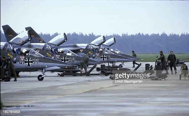 GERMANY Alpha Jets