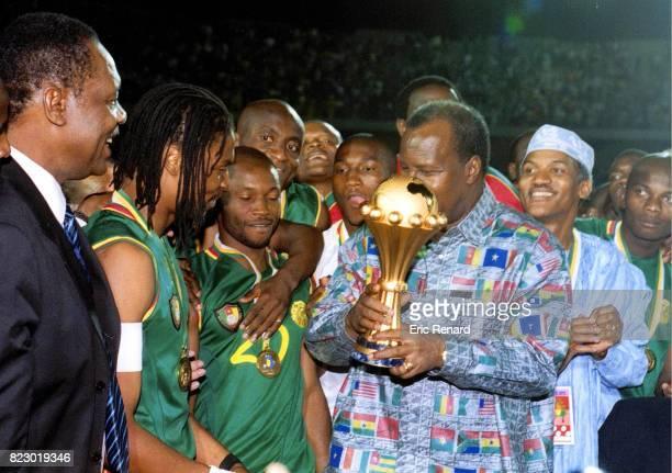 Alpha Omar KONARE Senegal / Cameroun Finale CAN 2002 Bamako