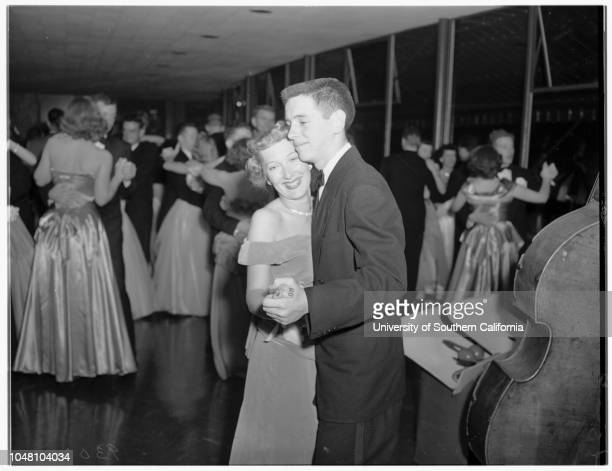 Alpha Omicron Pi DanceSociety 22 October 1950 Jim CraneJoann StevensonRoger BuchananDorothy FucciEd WhelanMary MastersonBill PennyMary...