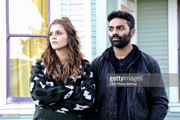 'Alpha Test' Pictured Alexandra Chado as Lizzie Moore and Jake Matthews as Tariq Bakar ariq has a personal case for Sophe after his childhood friend...