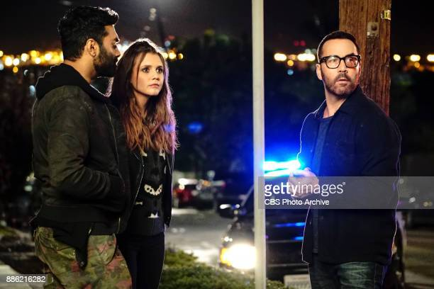 'Alpha Test' Pictured Jake Matthews as Tariq Bakar Alexandra Chado as Lizzie Moore and Jeremy Piven as Jeffrey Tanner Tariq has a personal case for...