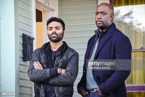 'Alpha Test' Pictured Jake Matthews as Tariq Bakar and Richard T Jones as Detective Tommy Cavanaugh Tariq has a personal case for Sophe after his...