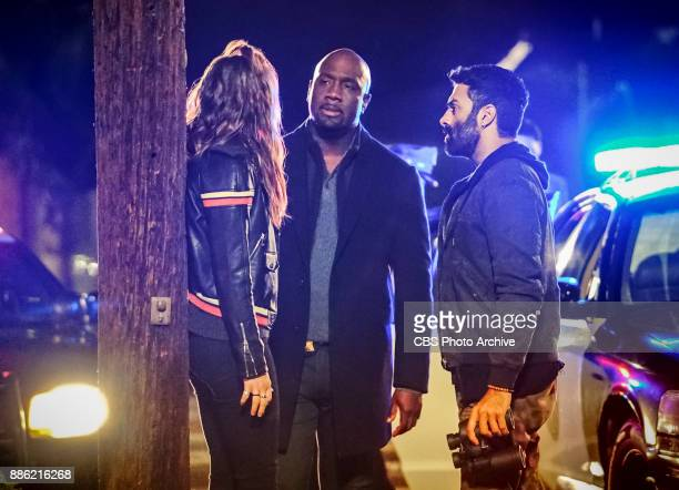 'Alpha Test' Pictured Richard T Jones as Detective Tommy Cavanaugh and Jake Matthews as Tariq Bakar Tariq has a personal case for Sophe after his...