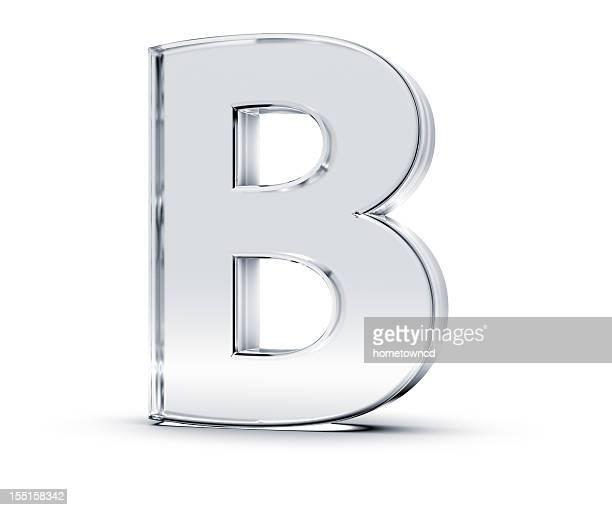 アルファベット B