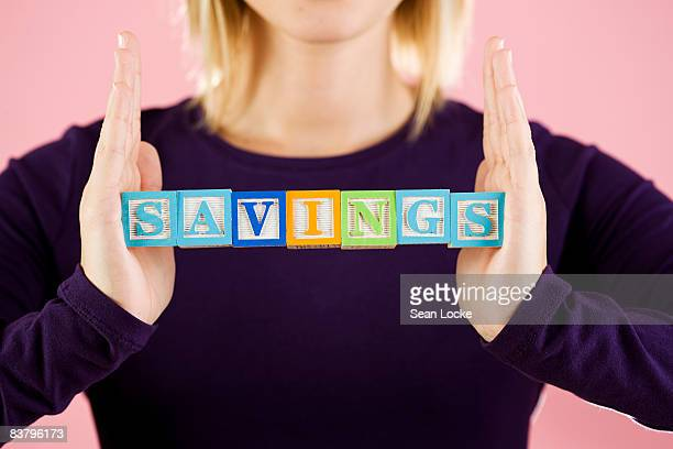 Alphabet Blocks Concepts - Savings