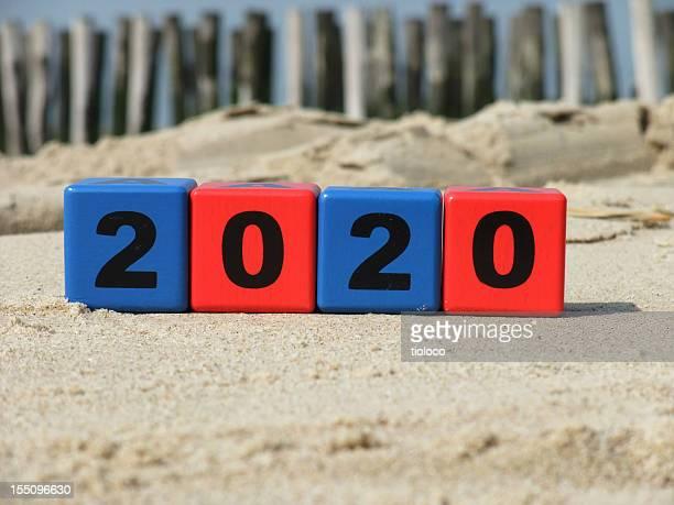 Alphabet Blocks: Year 2020