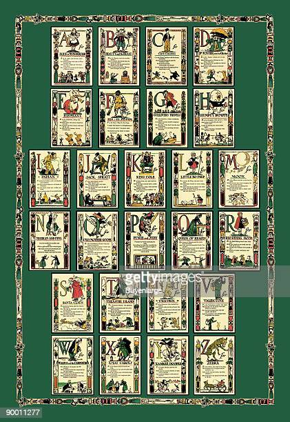 Alphabet Composite Sheet
