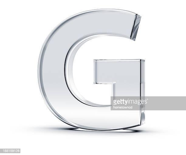 アルファベット G