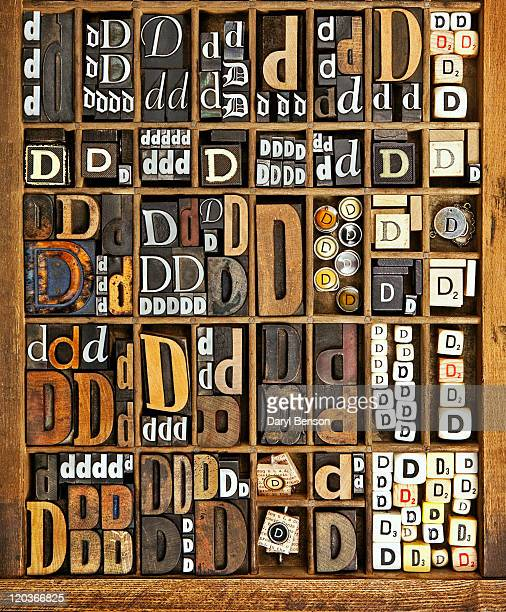 alphabet - letter d stock pictures, royalty-free photos & images