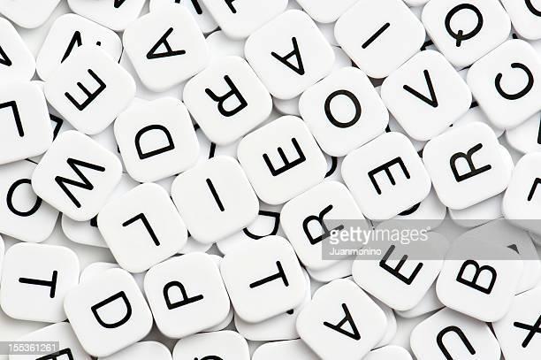 Buchstabennudelsuppen