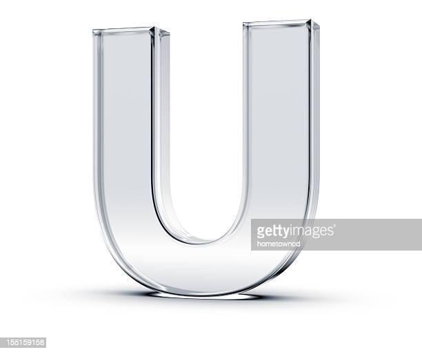 アルファベット U